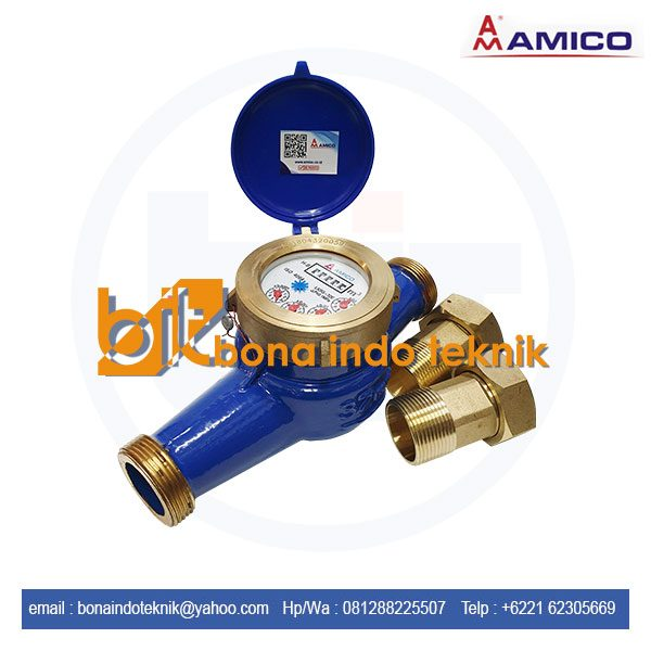 Water Meter Amico LXSG-32E | Amico Water Meter 1 1/4 inch