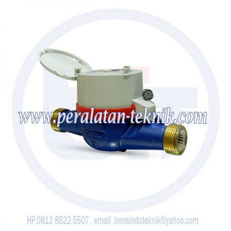 Water Meter Itron Multimag Cyble 20mm , Jual water Meter Itron