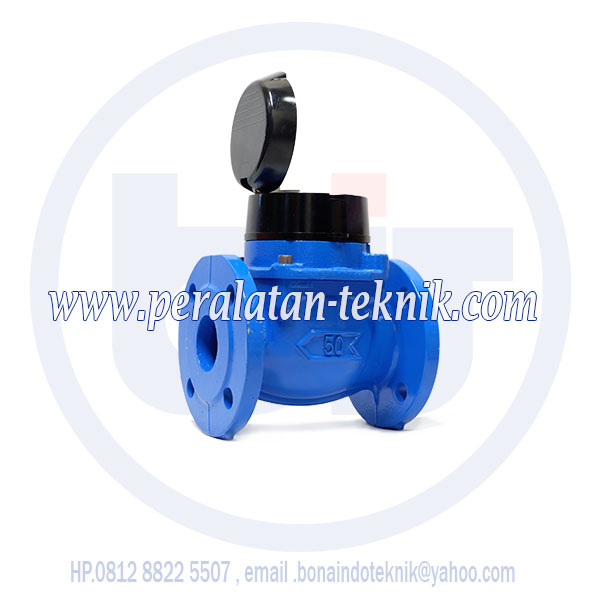 Water Meter Itron Woltex 2 Inch , Jual Itron Water Meter