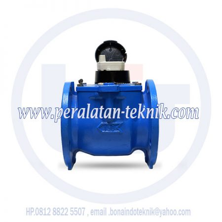 Water Meter Itron Woltex 6 Inch