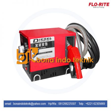Fuel Transfer Pump Flo Rite FR -2272TK | Flo Rite Fuel Transfer Pump