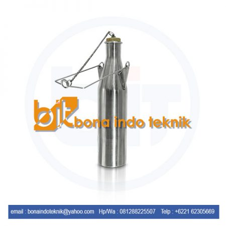 Jual sampling can | alat pengambil sampel minyak | Bona indo teknik