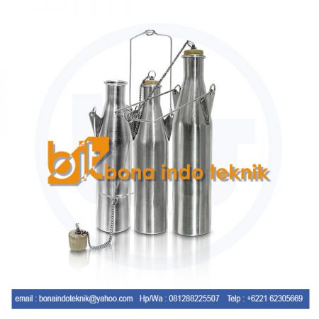 Jual Sampling Can Stainless Steel | alat sampling minyak