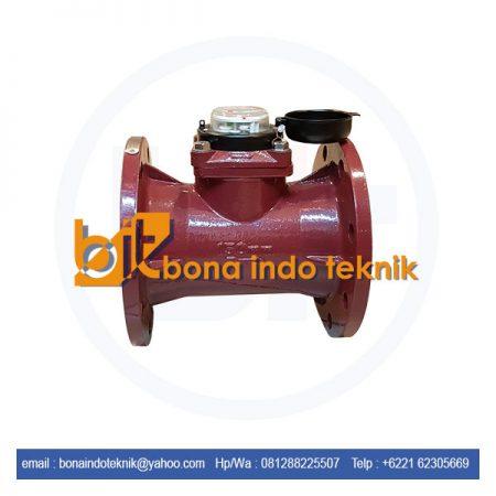 Jual Water Meter Air Limbah SHM 6 Inch | Water Meter Untuk air Limbah