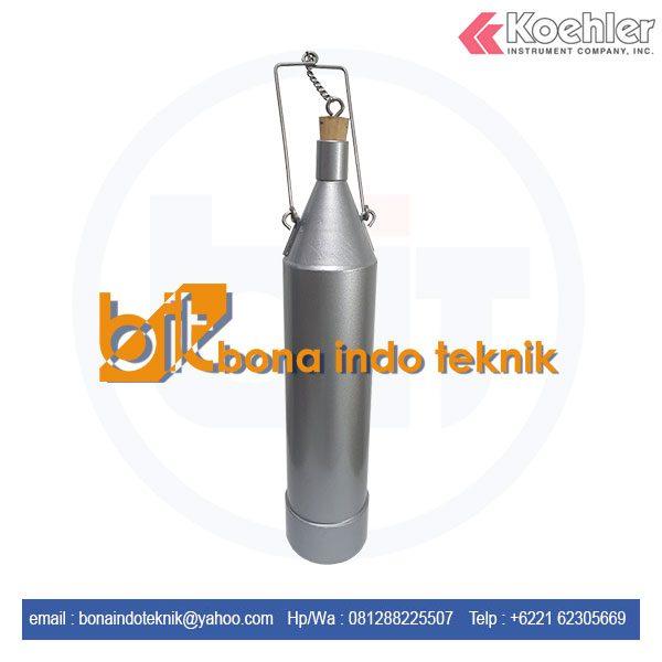 Jual Sampling Can Koehler ASTM K27600 | Weighted Beaker Koehler ASTM