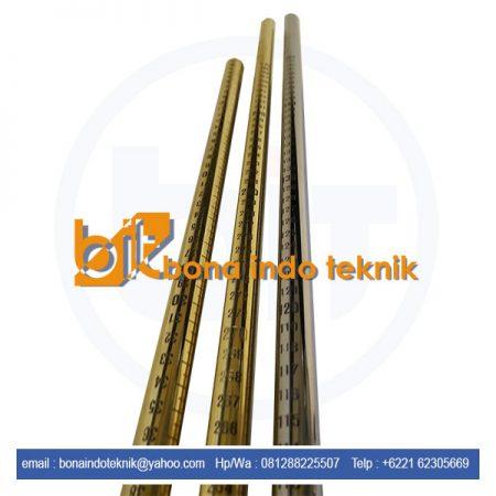 Jual Stick Sounding Minyak 6 Meter | Tongkat Ukur Minyak Deep Stick