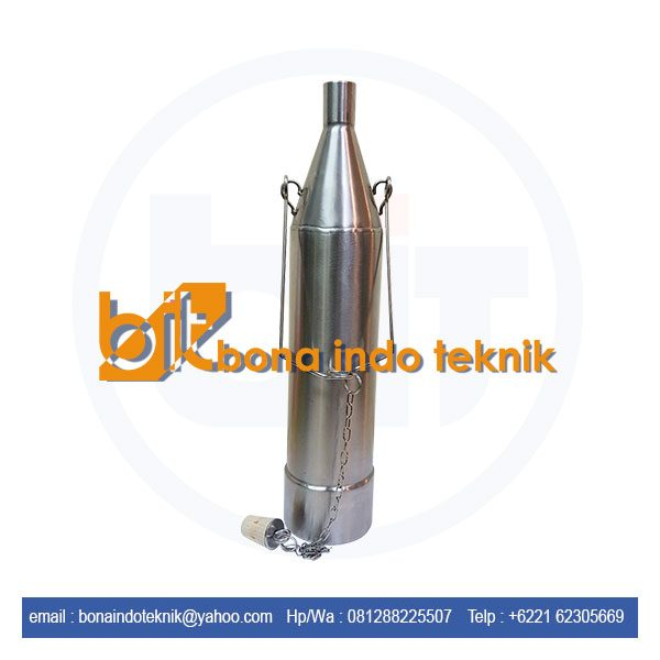 Jual Weighted Beaker | Sampling can minyak | Weighted Beaker Sampler