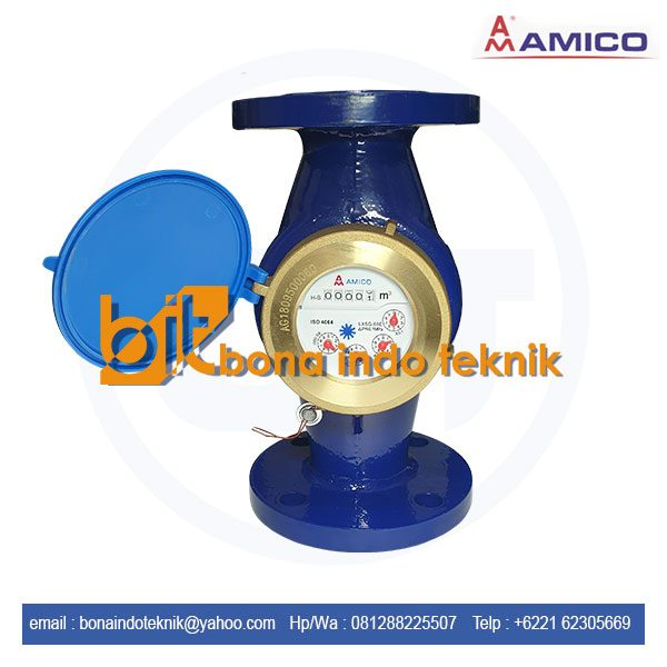 Jual Amico Water Meter 2 Inch | Water Meter Amico LXSG-50E