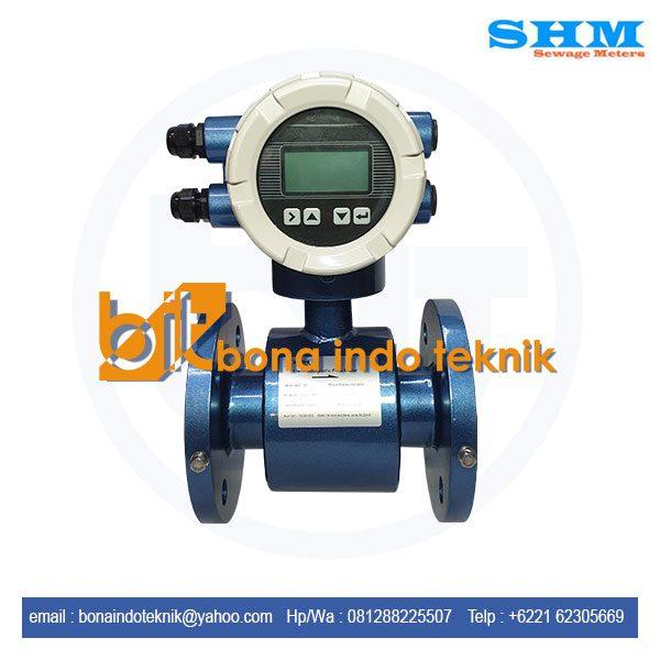 Jual Electromagnetic Flow Meter SHM | SHM Flow meter Electromagnetic