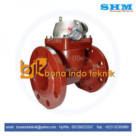 SHM Water Meter 3 Inch Air Limbah