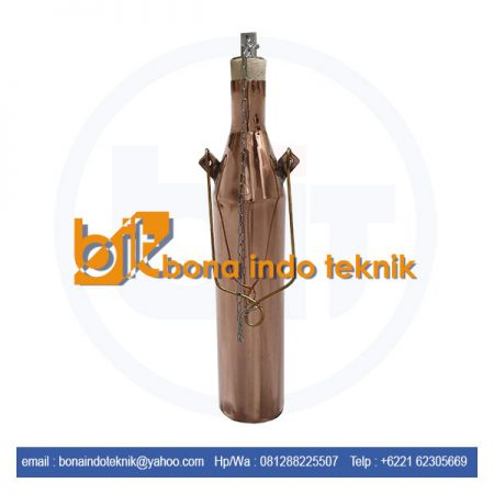 Sampling Can Copper | Sampling Can Bahan Tembaga | Sampling Minyak