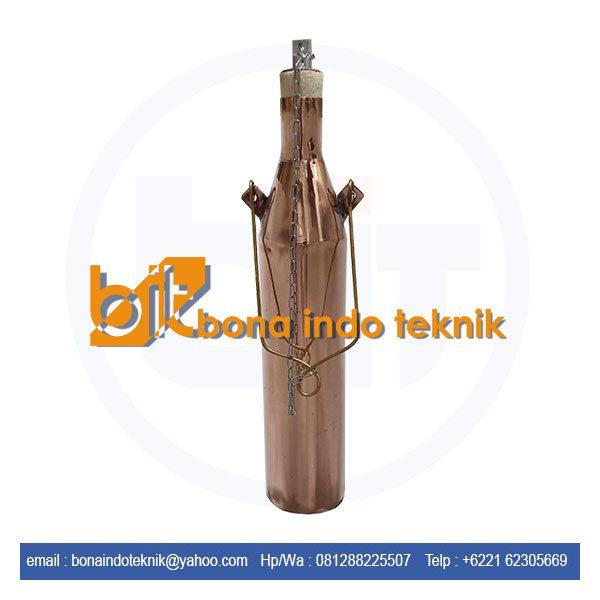 Sampling Can Copper | Sampling Can Bahan Tembaga | Sampling Minyak
