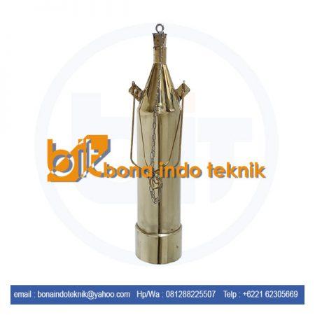 Weighted Beaker Brass