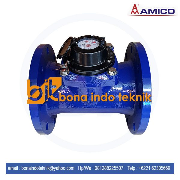 Amico Water Meter 6 Inch | Water Meter Amico LXSG-150E | Amico