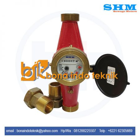 SHM multi jet brass 32mm air panas