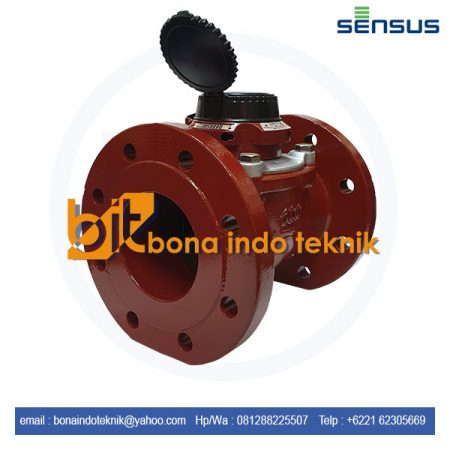 Sensus 4 inch WP-Dynamic Hot Water Meter | Jual Water meter Sensus