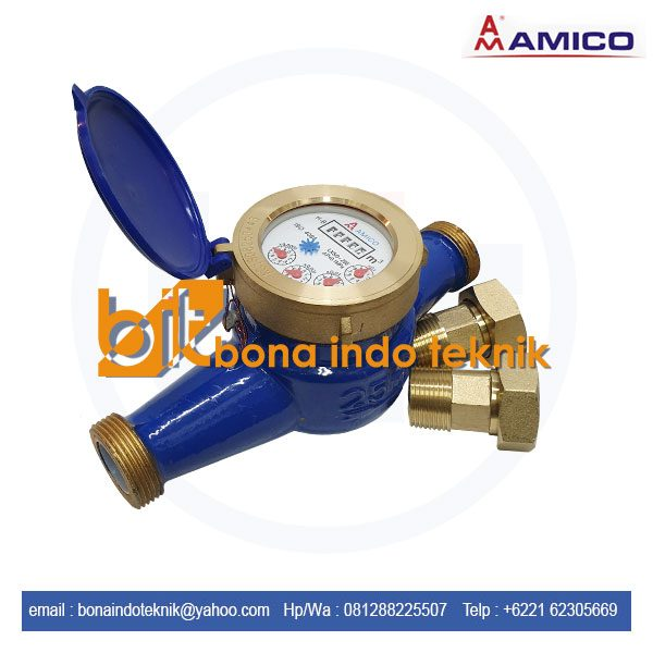 Water Meter Amico LXSG-25E | Amico Water Meter 1 Inch | Amico