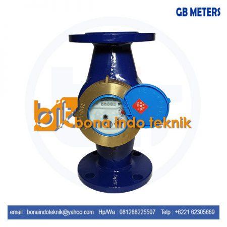 WATER METER GB LXS-50 SIZE 2 INCH | Water Meter Merek GB 2 Inch