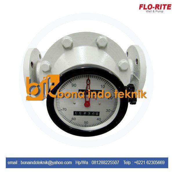 FLO RITE LC-A50 Flow Meter Oval Gear Meter | Flow Meter OGM Flo-Rite