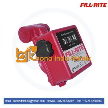Jual Fill Rite Flow Meter Series 800C | Flow Meter Fill-Rite 1 inch