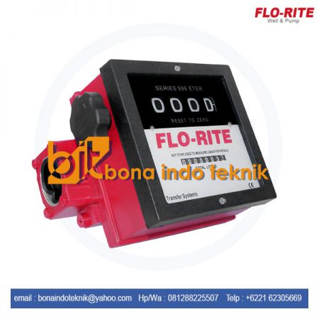 Flo Rite Flow Meter 999L