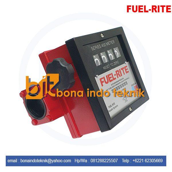 Jual Fuel Rite Flow Meter Series 400 | Fuel-Rite Series 400 | Fuel Rite