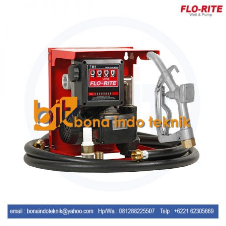 Fuel Transfer Pump Flo Rite fr-2260ac, Jual Fuel Transfer Pump Flo Rite set