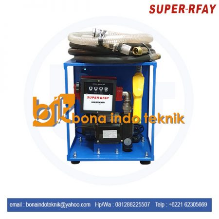 Fuel Transfer Pump Super Rfay FTP-2080 AC, Jual Fuel Transfer Pump Set
