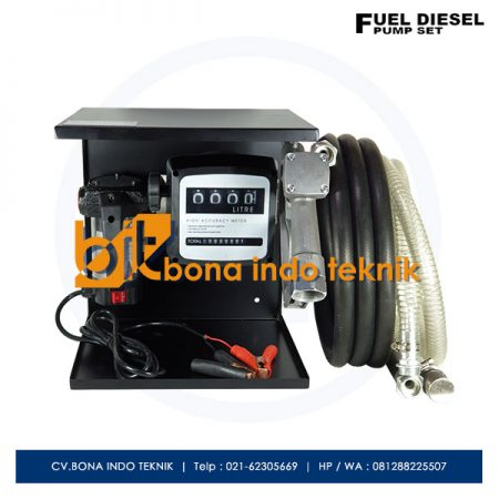 DC Fuel Transfer Pump Set