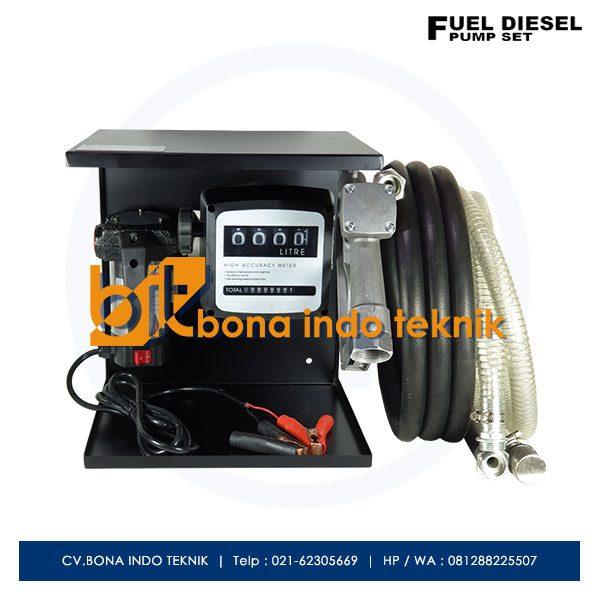 DC Fuel Transfer Pump Set