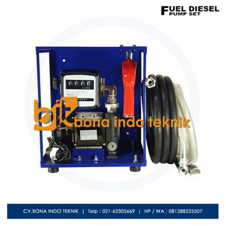 Fuel Diesel Transfer Pump Set FTP-2080AC