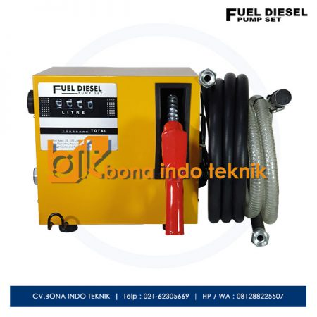 Fuel Dispenser Pump Set