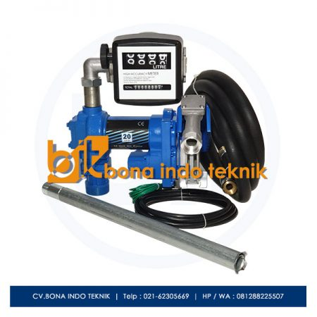 Fuel Gasoline Transfer Drum Pump
